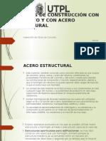 Sistemas de Construcción Con Concreto y Con Acero Estructural