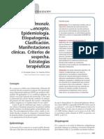 1. Cor Pulmonale. Concepto. Epidemiología. Etiopatogenia. Clasificación.