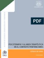 Pspsicoterapia-y-alizanza-terapeutica-en-el-contexto-penitenciarioicoterapia y Alizanza Terapeutica en El Contexto Penitenciario