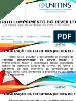 Trabalho - Estrito Cumprimento Do Dever Legal - Ok2.Docx