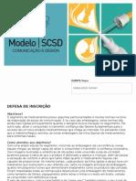 Modelo SDSC Saynax