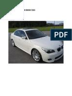 2008 BMW 545i/550i Oil Change