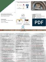 Programme Byzantines 2015
