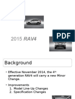 2015 RAV 4 Training Material
