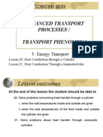 Lecture 9 Energy Transport
