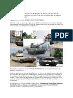 Innovacion en Armamento Precio y Promocion