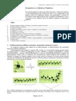 Bioquimica e Quimica Organica