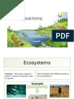 Ecosystems Inma