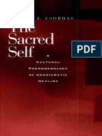 Thomas J. Csordas-The Sacred Self_ a Cultural Phenomenology of Charismatic Healing -University of California Press (1997)