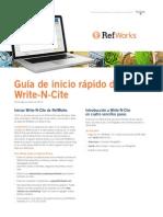 Guia Inicio Rapido Write-N-Cite