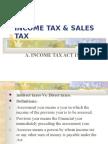 Income Tax & Sales Tax (2)