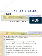 Income Tax & Sales Tax (2)