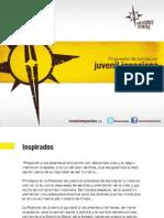 Propuesta de Formacion Ignaciana Www.pjcweb.org