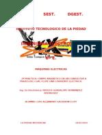 2º Reporte_Induccion Electrica