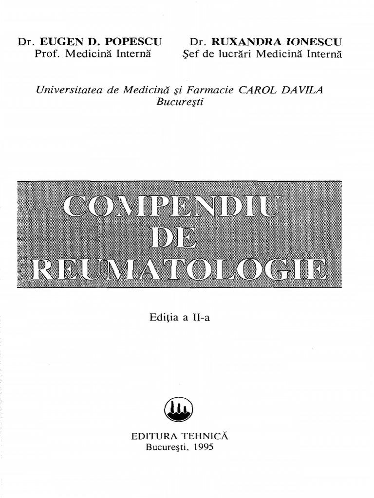 reumatologie carte pdf)