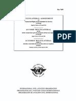 Doc 7695 (Derechos Comerciales No Regulares Europeos