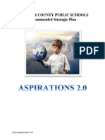 Aspirations 2.0 - Recommended Draft