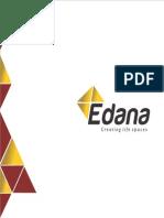 e Brochure for EDNA appartments