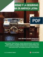 La Inseguridad y La Seguridad Ciudadana en América Latina
