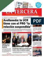 Diario La Tercera 08.07.2015