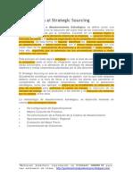 Introduccion Al Strategic Sourcing