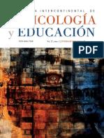Revista Intercontinental de Psicología y Educación Vol. 17, núm. 1