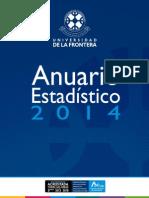 Anuario UFRO 2014