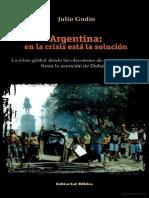 Crisis Argentina Desde 2001