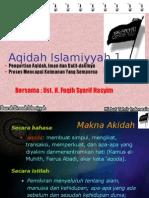 Aqidah Islam 1