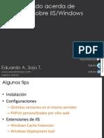 Todo Acerca de PHP Sobre IIS-Windows
