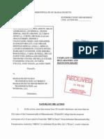 Lawsuit Over Wynn MBTA Land