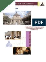 Maquette Brochure Couleur VDE 2015-2016