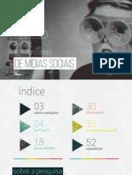 Raio X - Social Media 2015