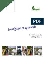 Present Ac in Agro Energia
