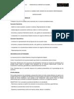 Proyecto - guía del docente 8°.