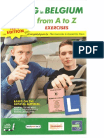 Driving in Belgium from A to Z Excercise Book.pdf