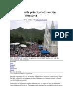 Virgen Del Valle Principal Advocación Religiosa en Venezuela
