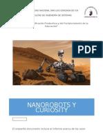 Nano Robots y Curiosity