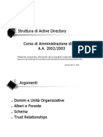 Strut Tura Active Directory