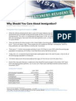 Factsheet Why Should You Care About Immigration