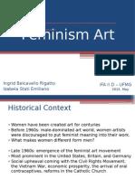 Ifa II Presentation Feminist Art
