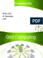 grid computing presentation
