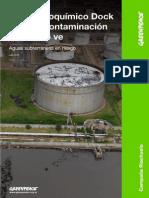 Polo Petroquimico Dock Sud, la contaminacion que no se ve