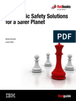 IBM Public Safety Solutions for a Safer Planet