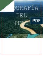 geografia del peru