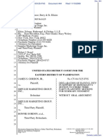 Gordon v. Impulse Marketing Group Inc - Document No. 444