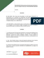 Convenio de Colaboración Dip Victormartinez