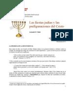 Las fiestas judías y las prefiguraciones del Cristo (Armando H. Toledo)