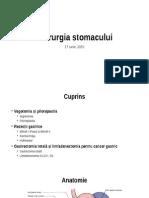 Curs Stomac