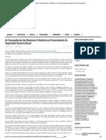 Salvador, Evilasio 2015 Consequências Das Renúncias Tributárias No Financiamento Da Seguridade